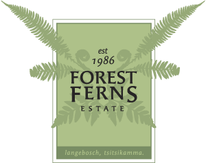 Forest Ferns Estate Logo
