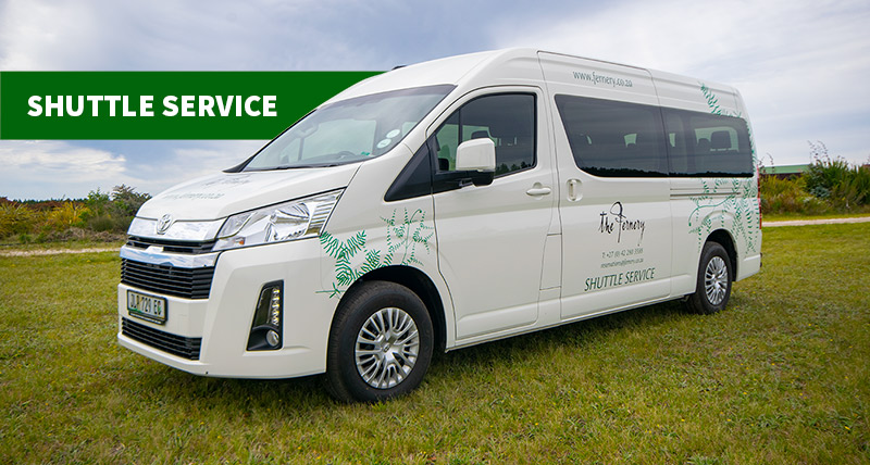 The Fernery Shuttle Service